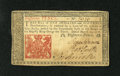 Colonial Notes:New Jersey, New Jersey March 25, 1776 18d Extremely Fine. The signatures aredark and the wear is light on this example. Some aging is n...
