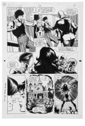 Original Comic Art:Panel Pages, Geof Isherwood and Robert Campanella - Suicide Squad #56, page 14Original Art (DC, 1991)....