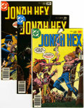 Bronze Age (1970-1979):Western, Jonah Hex Group (DC, 1977-79) Condition: Average VF+.... (Total: 8 Comic Books)