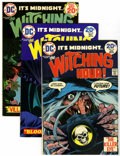Bronze Age (1970-1979):Horror, The Witching Hour Group (DC, 1974-78) Condition: Average VF/NMunless otherwise noted.... (Total: 24 Comic Books)