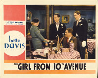 """The Girl from 10th Avenue (First National, 1935). Lobby Card (11"""" X 14"""")"""