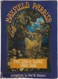 Books:First Editions, [Maxfield Parrish]. Maxfield Parrish: The Early Years1893-1930. Secaucus: Chartwell Books, Inc., [1973]....
