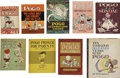 Books:First Editions, Walt Kelly. Lot of Nine Pogo Books.... (Total: 9 Items)