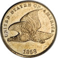 Proof Flying Eagle Cents, 1858 1C Small Letters PR65 PCGS....