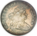 Early Dollars, 1799 $1 8x5 Stars XF45 PCGS....