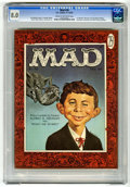 Magazines:Mad, Mad #30 (EC, 1956) CGC VF 8.0 Cream to off-white pages....