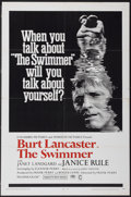 """Movie Posters:Drama, The Swimmer (Columbia, 1968). One Sheet (27"""" X 41""""). Drama...."""