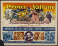 "Movie Posters:Adventure, Prince Valiant (20th Century Fox, 1954). Half Sheet (22"" X 28"").Adventure...."