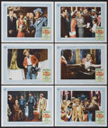 "Movie Posters:Comedy, The Ghost and Mr. Chicken (Universal, 1966). Lobby Cards (7) (11"" X14""). Comedy.... (Total: 7 Items)"
