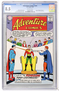 Adventure Comics #316 (DC, 1964) CGC VF+ 8.5 Off-white pages