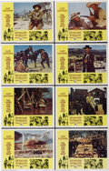 "Movie Posters:Western, The Good, the Bad and the Ugly (United Artists, 1968). Lobby CardSet of 8 (11"" X 14"").... (Total: 8 Items)"