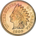 Proof Indian Cents, 1909 1C PR67 Red PCGS....