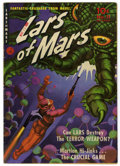 Golden Age (1938-1955):Science Fiction, Lars of Mars #11 (Ziff-Davis, 1951) Condition: FN....