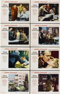 """Movie Posters:Hitchcock, Rear Window (Paramount, 1954). Lobby Card Set of 8 (11"""" X 14"""").... (Total: 8 Items)"""