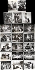 "Movie Posters:Comedy, The Marx Brothers in ""A Day at the Races"" Publicity Stills (MGM,1937). Stills (20) (8"" X 10"").... (Total: 20 Items)"