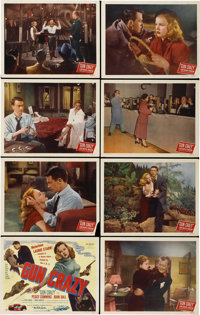 """Gun Crazy (United Artists, 1949). Lobby Card Set of 8 (11"""" X 14"""").... (Total: 8 Items)"""