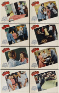 "Movie Posters:Science Fiction, The Blob (Paramount, 1958). Lobby Card Set of 8 (11"" X 14"")....(Total: 8 Items)"