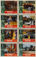 """Movie Posters:Horror, The Spider (American International, 1958). Lobby Card Set of 8 (11"""" X 14"""").... (Total: 8 Items)"""