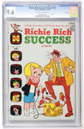 Bronze Age (1970-1979):Humor, Richie Rich Success Stories #35 File Copy (Harvey, 1970) CGC NM+9.6 Off-white to white pages....