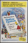 "Movie Posters:Animated, The Snow Queen (Universal, 1960). One Sheet (27"" X 41""). Animated...."