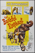 "Movie Posters:Adventure, The Bashful Elephant (Allied Artists, 1962). One Sheet (27"" X 41"").Adventure...."