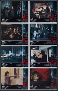 """Escape from New York (Avco Embassy, 1981). Lobby Card Set of 8 (11"""" X 14""""). Action.... (Total: 8 Items)"""
