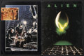 "Movie Posters:Science Fiction, Alien (20th Century Fox, 1979). Autographed Programs (4) (9"" X 12"")and (8.5"" X 11""). Science Fiction.... (Total: 4 Items)"