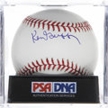 Autographs:Baseballs, Ken Griffey, Sr. Single Signed Baseball, PSA Mint+ 9.5....