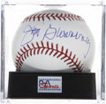 Autographs:Baseballs, Jim Bunning Single Signed Baseball, PSA Gem Mint 10....