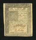 Colonial Notes:Delaware, Delaware January 1, 1776 1s Extremely Fine....