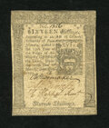 Colonial Notes:Pennsylvania, Pennsylvania March 20, 1773 16s Extremely Fine....