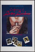 """Movie Posters:Adult, Confessions of Linda Lovelace (Pacific Coast, 1977). One Sheet (28"""" X 42""""). Adult...."""