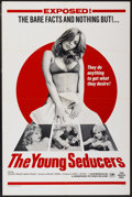 "Movie Posters:Sexploitation, The Young Seducers (Hemisphere Pictures, 1972). One Sheet (27"" X41""). Sexploitation...."