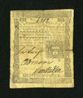 Colonial Notes:Pennsylvania, Pennsylvania April 3, 1772 18d Very Fine....