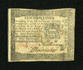 Colonial Notes:Pennsylvania, Pennsylvania October 25, 1775 10s About New....