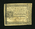 Colonial Notes:Pennsylvania, Pennsylvania October 25, 1775 2s/6d Extremely Fine....