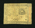 Colonial Notes:Pennsylvania, Pennsylvania October 1, 1773 2s/6d Extremely Fine-About New....