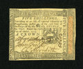 Colonial Notes:Pennsylvania, Pennsylvania October 1, 1773 5s About New....