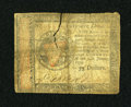 Colonial Notes:Continental Congress Issues, Continental Currency January 14, 1779 $50 Very Good....