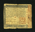 Colonial Notes:Pennsylvania, Pennsylvania March 20, 1771 5s Fine....