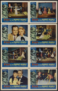"Movie Posters:Science Fiction, Attack of the Puppet People (American International, 1958). LobbyCard Set of 8 (11"" X 14""). Science Fiction.... (Total: 8 Items)"