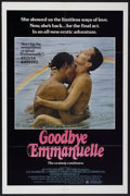 """Movie Posters:Adult, Goodbye Emmanuelle (Miramax, 1977). One Sheet (27"""" X 41""""). Adult...."""