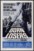 "Movie Posters:Action, Born Losers (American International, 1967). One Sheet (27"" X 41"").Action...."