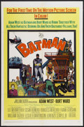 "Movie Posters:Action, Batman (20th Century Fox, 1966). One Sheet (27"" X 41""). Action...."