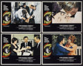 """Movie Posters:Hitchcock, Frenzy (Universal, 1972). Lobby Cards (4) (11"""" X 14"""").Hitchcock.... (Total: 4 Items)"""