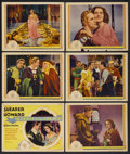 """Movie Posters:Drama, Romeo and Juliet (MGM, 1936). Title Lobby Card and Lobby Cards (5)(11"""" X 14""""). Drama.... (Total: 6 Items)"""