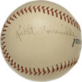 Autographs:Baseballs, Late 1930's Rabbit Maranville Signed Baseball. ...