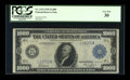 Large Size:Federal Reserve Notes, Fr. 1133L $1000 1918 Federal Reserve Note PCGS Very Fine 30....