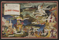 """The Thief of Bagdad (United Artists, 1940). Pressbook (12"""" X 18.5"""") (Multiple Pages). Fantasy"""