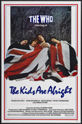 """Movie Posters:Rock and Roll, The Kids Are Alright (New World, 1979). One Sheet (27"""" X 41""""). Rockand Roll...."""